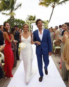 Vem ver o destination wedding de Helena Bordon e Humberto Meireles, que aconteceu em St Barth e teve fotos de Flavia Vitória, e vídeo de Vicente Piserni