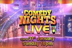 Comedy Nights Live Reality Show on Colors TV wiki, Contestants List, judges, starting date, Comedy Nights Live host, timing, promos, winner list, Krushna Abhishek, Sudesh Lehri, Bharti Singh