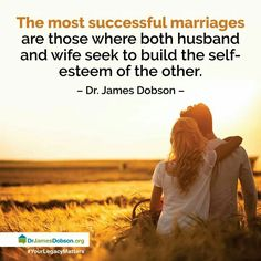 Successful marriages.