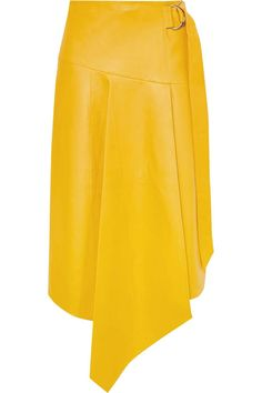 See and Shop 5 Color Trends From Street Style Street Style Trends, Cute Fashion, Skirt Fashion, Satin Midi Dress, Midi Dresses, Club Dresses, Leather Midi Skirt, Textiles, Fashion Colours