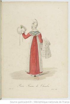 Costumes d'ouvrières parisiennes / par Gatine - 9