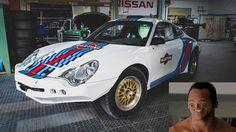 Krasser Porsche-Umbau: 996 Carrera als Offroader Carrera, 996 Porsche, Offroader, Bmw, Vehicles, Sports, Cars, Automobile, Hs Sports