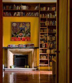Incrustations de couleurs à Rome - PLANETE DECO a homes world