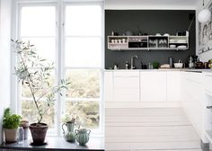 I love this kitchen. And most everything Emma's design blog posts :)