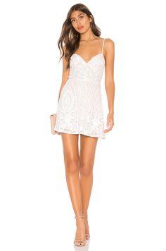 0385f47c72e superdown Tiff Mini Dress in White