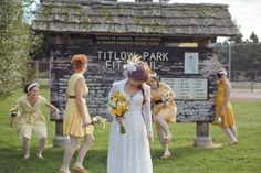 Delightfully Tacky: Wedding Plans:: Be goofy!