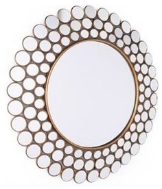 Emily Circles Mirror - contemporary - mirrors - Kirkland's