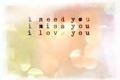 I... you!