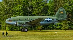 Curtiss C-46D Commando BFD