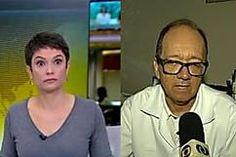 Médico que deixou Sandra Annenberg chocada se explica após escândalo