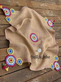 Crochet Hippie, Crochet Home, Hand Crochet, Crochet Baby, Crochet Granny, Crochet Table Runner, Crochet Tablecloth, Crochet Lace Edging, Crochet Doilies