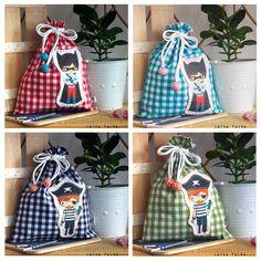 Image of bolsas de merienda personajes