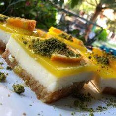 Portakallı Etimek Tatlısı Mashed Potatoes, Cheesecake, Ethnic Recipes, Desserts, Food, Whipped Potatoes, Tailgate Desserts, Meal, Mashed Potato Resep