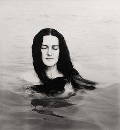 Eleanor Portrait by Harry Callahan