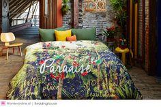 Beddinghouse slaapkamer - bedtextiel trends voorjaar 2015