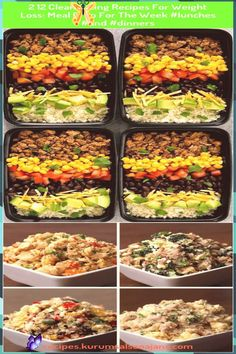 #Lunches #clean #cleaneatingbreakfast 2 12 Clean Eating Recipes For Weight Loss Meal Prep For The Week    2 12 Clean Eating Recipes For Weight Loss Meal Prep For The Week brp classfirstletterPlease scroll down we have new content on our web page about weightpCharacteristic of The Pin 2 12 Clean Eating Recipes For Weight Loss Meal Prep For The Week    2 12 Clean Eating Recipes brThe pin registered in the Clean board is selected from among the pins with high figure quality and suitable for use… Clean Eating Grocery List, Clean Eating Recipes For Weight Loss, Clean Eating For Beginners, Clean Eating Dinner, Healthy Meal Prep, Healthy Recipes, Diet Recipes, Meal Prep For The Week, Lunches And Dinners