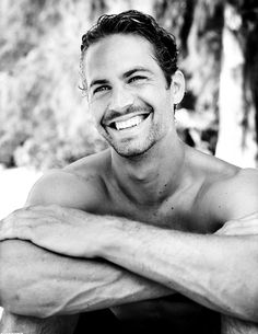 """briittrobertson:  """"""""If one day the speed kills me, don't cry, because I was smiling."""" - Paul Walker"""""""