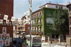Avenida Basagoiti y Avenida Algorta, años 80 (Colección Daniel Zubimendi) (ref. DZN01481)