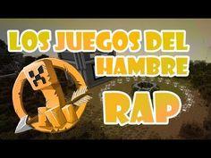 LOS JUEGOS DEL HAMBRE MINECRAFT RAP | Zarcort y Cyclo