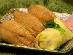 How to Make Inarizushi (Fried Tofu Pouch Filled with Sushi Rice Recipe) いなり寿司 作り方レシピ - YouTube