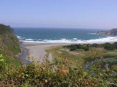 Playa Barayo, Asturias