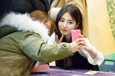 Suzy 170131 Fan Sign Event