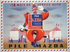 View the current IVPDA feature - Man and Machine - at http://www.ivpda.com/ This #VintagePoster is available from #IVPDA member www.posterconnection.com