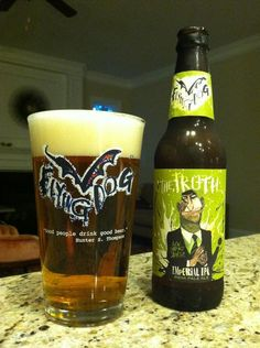 BrewChief.com Review of The Truth Imperial IPA (Flying Dog Brewing Co.) : Albert Einstein once said that ''anyone who doesn't take truth seriously in small matters cannot be trusted in large ones either.'' This is what popped into mind when I tried The Truth Imperial IPA, Flying Dog's latest year-round brew. This beer owes its existence to the rectification of a small matter with the brewery's product line: the lack of a standard Imperial IPA. I know, sounds like a joke, but I'm…