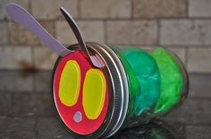 Very Hungry Caterpillar First Birthday Party {Decor Details } SO CUTE! :)
