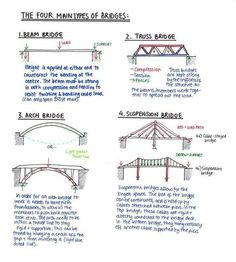 Lots of bridge links Grade 3 Science, Stem Science, Physical Science, Science Experiments, Bridge Engineering, Engineering Science, Civil Engineering, Stem Projects, Science Fair Projects