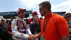 Chipper Jones and a lifetime love of NASCAR...