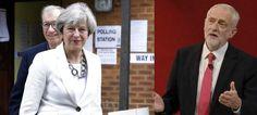 Εκλογές θρίλερ στη Βρετανία: Πρώτη η Μέι, αλλά έχασε την αυτοδυναμία