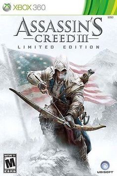 Assassin's Creed III Limited Edition -Xbox 360: $94.40 End Date: Wednesday Aug-2-2017 4:32:31 PDT Buy It Now for only: $94.40 Buy It Now |…