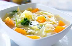 Weight Watchers Soup Recipes Via