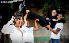 Cool Berta bride on her wedding day :-)
