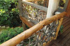 Love that porch railing