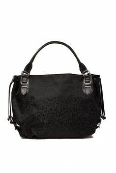 Type 4 Black Cheetah Handbag