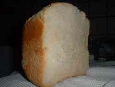 Le ricette per la macchina del pane: il pane bianco