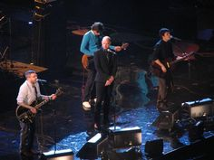Gord Downie and The Tragically Hip