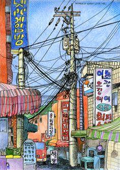 Tommy Kane: sketchbooks