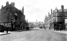 Eastside, Kirkintilloch, 1928.