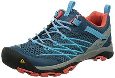 KEEN Women's Marshall Hiking Shoe... I know they aren't the most gorgeous pair of shoes I own but WOW I think these would be great for the Costa Rican mountains...