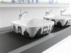 Urban | Basin & furniture solutions | Collections | Roca