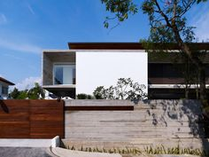 M House, Ong & Ong Architects, Singapore