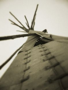 Teepee by inti333, via Flickr