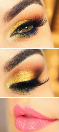 Gorgeous Gilt & Purple Makeup Tutorials / Best LoLus Makeup Fashion