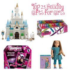 25 Gift Ideas for Girls!