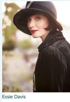I adore the Miss Fisher Murder Mysteries!