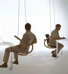 Hag chair by Peter Opsvik