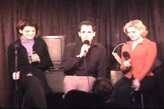 """Broadway Chatterbox -  Seth Rudetsky interviews Kate Shindle & Christiane Noll.  Kate Shindle; crowned Miss America 1998. Broadway debut in """"Jeckyll & Hyde."""" Other Broadway appearances include """"Cabaret"""", Legally Blonde, and """"Wonderland"""".  Christiane Noll has appeared on Broadway in the revival of """"Ragtime,"""" (Tony nomination), """"Jeckyll & Hyde,"""" """"It Ain't Nothin' but the Blues."""" Her national tours include """"Urinetown,"""" """"Grease,"""" """"Miss Saigon,"""" """"City of Angels,"""" and """"South Pacific.""""…"""